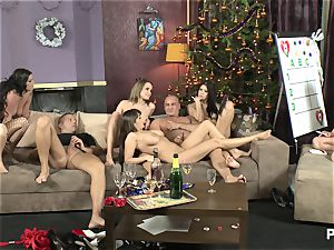 The bang-out Game before Christmas gig 3