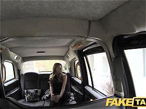 fake taxi rigid fuckfest and tossing salad before facial cumshot cumshot