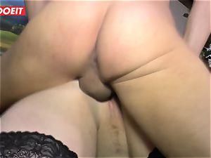 LETSDOEIT - lush female Gets humped hard On fucky-fucky tape