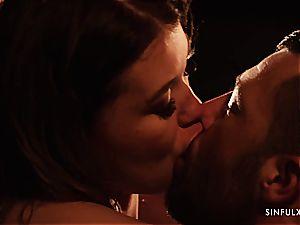 sensuous sex session with Misha Cross