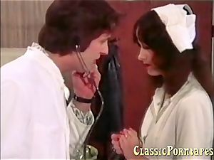 ultra-kinky doc pounds her patient and her nurse