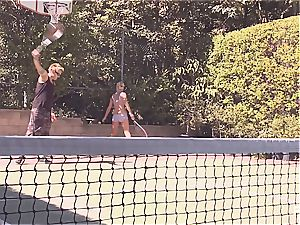 super-sexy racket Part 2