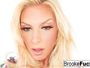 mischievous Brookes Stripper pole Solo