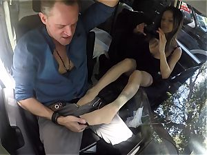 Car sole job with Nadia Styles