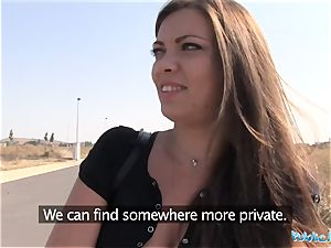 Public Agent Ellie Springlare gets cash in hand