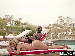 BLACKED hotwife cougar Brandi loves first-ever massive ebony dick
