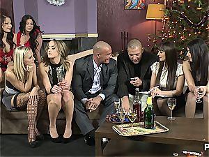 The lovemaking Game before Christmas gig 1