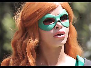 Justice League xxx part 2 - Jessa Rhodes