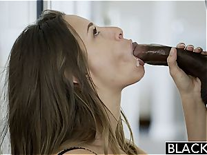 BLACKED My girlfriends red-hot sis Cassidy Klein enjoys big black cock