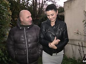 LaNovice - French stunner Ania Kinski gets anal-ized