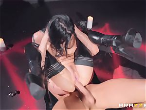 Joanna Angel pulverized in many postures