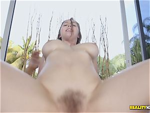 killer Lena Paul is well-lubed up and truly mischievous