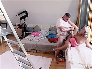 My ultra-kinky Album - Czech model gets seduced and drilled
