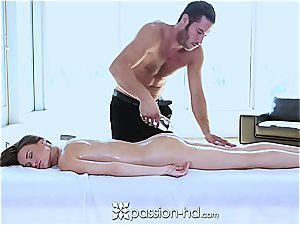 hook-up massage with Kacy Lane
