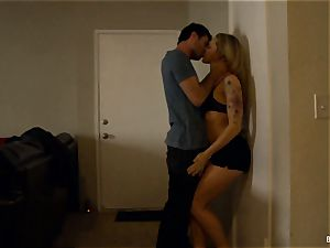 Dahlia's home flick orgy tape with James Deen