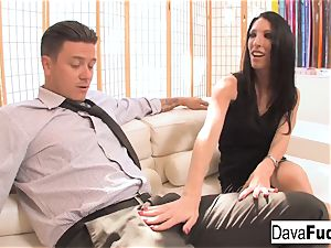 casting bed with Bradley that ends with a internal cumshot