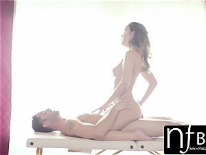 NF big-titted - flawless breast Dillion Harper boinked