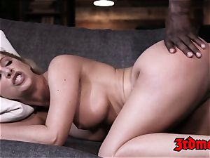 luxurious blonde cougar Cherie DeVille Getting plumbed stiff