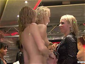 Bibi Fox, Tarra white and Carla Cox nasty and naughty