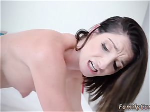 daddy pounds chum ally s daughter-in-law on vacation Stepmom Found My jizm Rag
