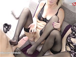 My filthy pastime - DirtyTina goes dirty trio ways!