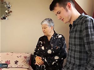 AgedLovE insane grandmothers xxx hump Compilation