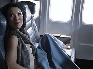The Job Sn six Asa Akira gets Jessica Drake on set