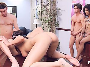 Getting insatiable in the office part 5
